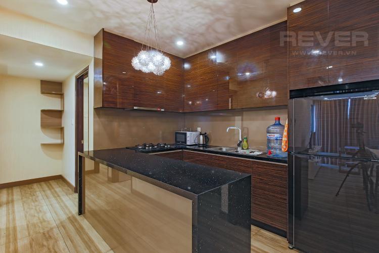 Phòng Bếp Bán căn hộ Icon 56 2PN, diện tích 79m2, đầy đủ nội thất