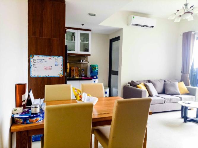 không gian căn hộ Masteri Thảo Điền Căn hộ Masteri Thảo Điền view sông, đầy đủ nội thất sang trọng.