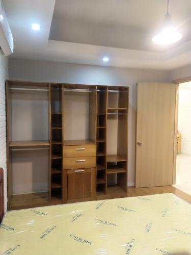 Phòng ngủ căn hộ HOMYLAND 2 Cho thuê căn hộ 2 phòng ngủ Homyland 2, tầng 12, diện tích 69m2, đầy đủ nội thất