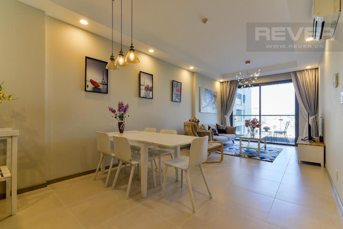 12c9bbf599fe7fa026ef Cho thuê căn hộ The Gold View 2PN, tầng thấp, diện tích 91m2, đầy đủ nội thất, view thành phố và hồ bơi
