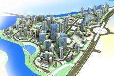 Chuẩn bị khởi công dự án GS Metrocity Nhà Bè quy mô 350ha