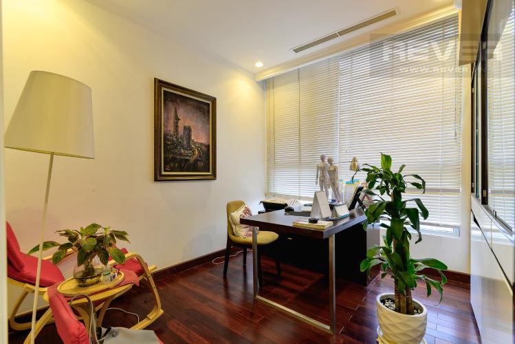 Phòng Làm Việc Bán căn hộ Vinhomes Central Park tầng trung 3 phòng ngủ, diện tích lớn