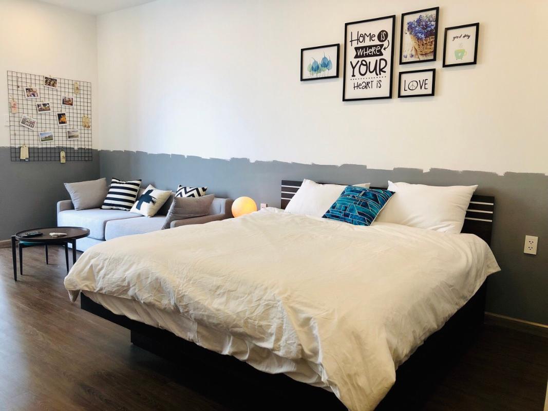 381fb98c34b6d2e88ba7 Cho thuê căn hộ officetel Rivergate Residence, tháp B, diện tích 38m2, đầy đủ nội thất
