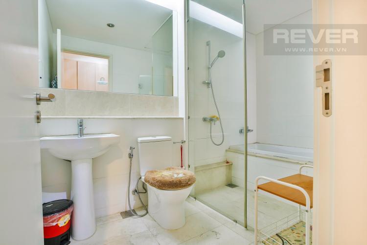 Toilet 2 Căn hộ Estella An Phú tầng trung, view đẹp, thiết kế sang trọng