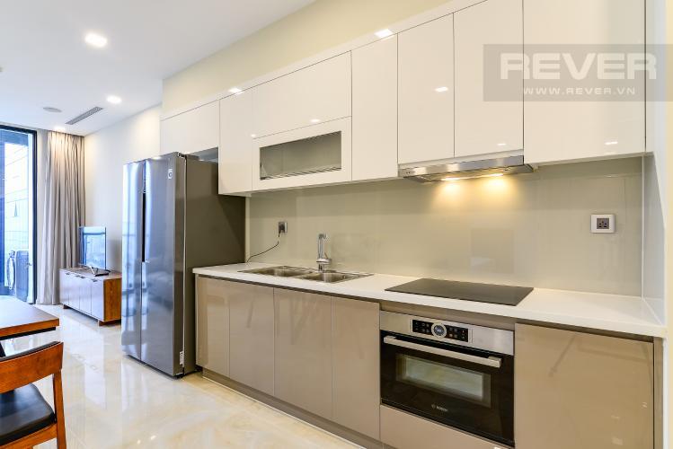 Nhà Bếp Căn hộ Vinhomes Golden River 1 phòng ngủ tầng cao A3 đầy đủ nội thất