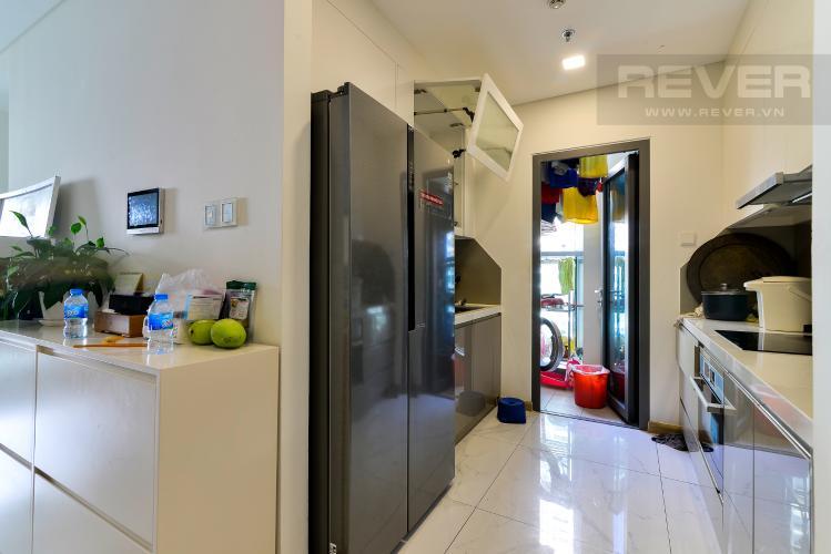 Nhà Bếp Bán hoặc cho thuê căn hộ Vinhomes Central Park 3PN, tháp Landmark 81, đầy đủ nội thất, view sông Sài Gòn