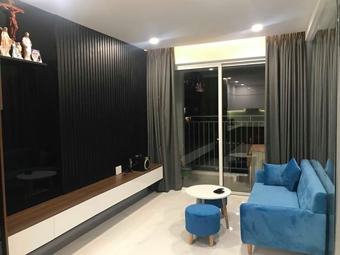 Phòng khách căn hộ SUNRISE RIVERSIDE Bán hoặc cho thuê căn hộ Sunrise Riverside 2PN, diện tích 70m2, đầy đủ nội thất, view hồ bơi