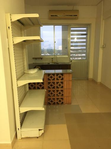 Chung cư Bông Sao quận 8 Căn hộ Block A Chung cư Bông Sao, nội thất đầy đủ