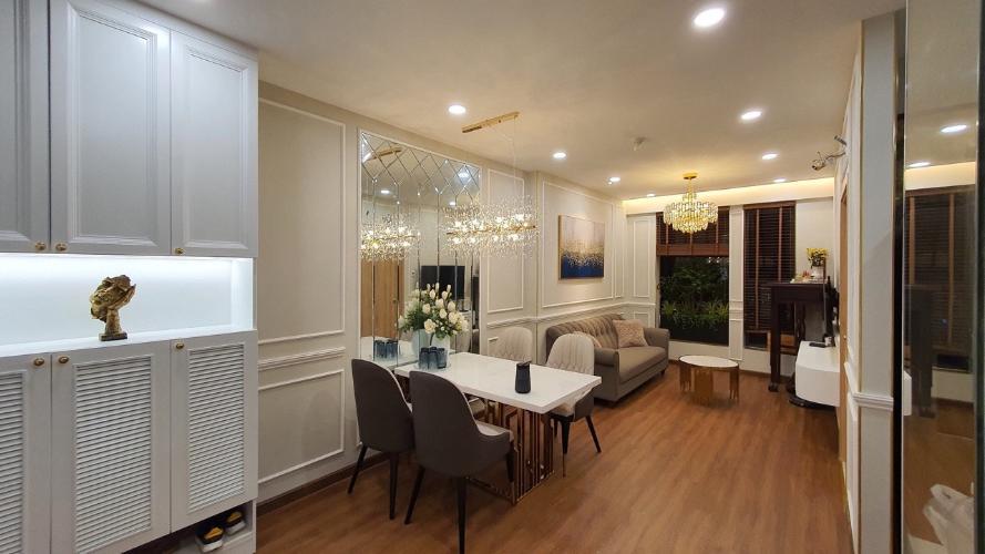 Phòng khách căn hộ La Astoria Căn hộ La Astoria thiết kế sang trọng, tiện ích cao cấp.