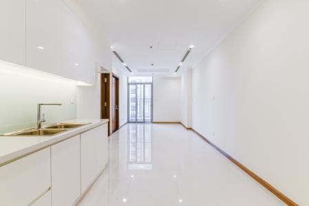 Officetel Vinhomes Central Park 1 phòng ngủ Landmark 4 nhà trống