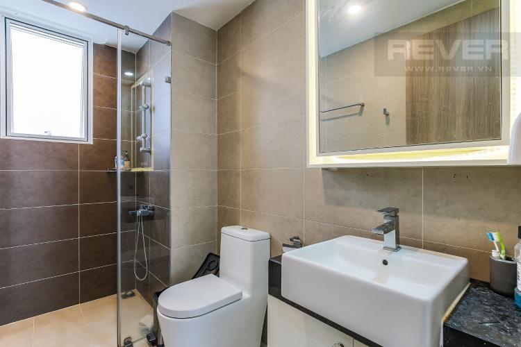 Phòng Tắm 2 Căn hộ Galaxy 9 3 phòng ngủ tầng thấp nội thất đầy đủ