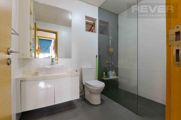 Toilet 3 Bán căn hộ The Vista An Phú 3 phòng ngủ tầng trung tháp T1, đầy đủ nội thất, không gian yên tĩnh