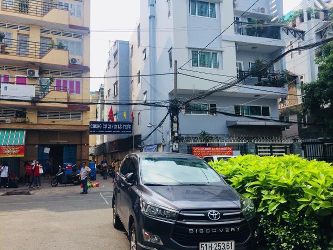 Bán căn hộ Lê Trực, Q. Bình Thạnh, khu dân cư sầm uất, di chuyển vào trung tâm thành phố 20 phút.