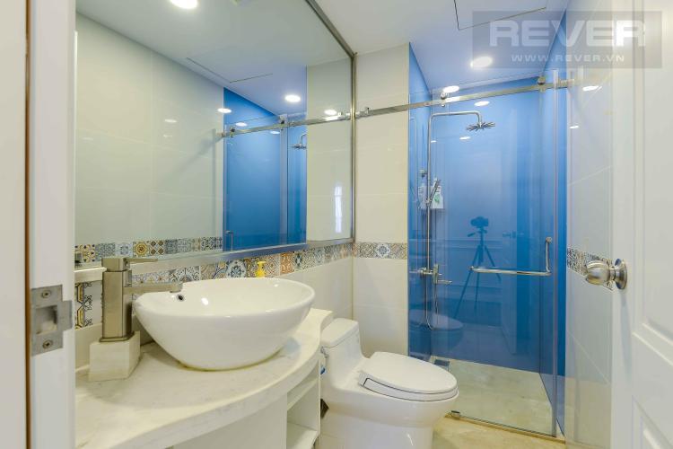 Toilet 2 Bán hoặc cho thuê căn hộ Lexington Residence tầng cao, 3 phòng ngủ, diện tích 97m2, đầy đủ nội thất
