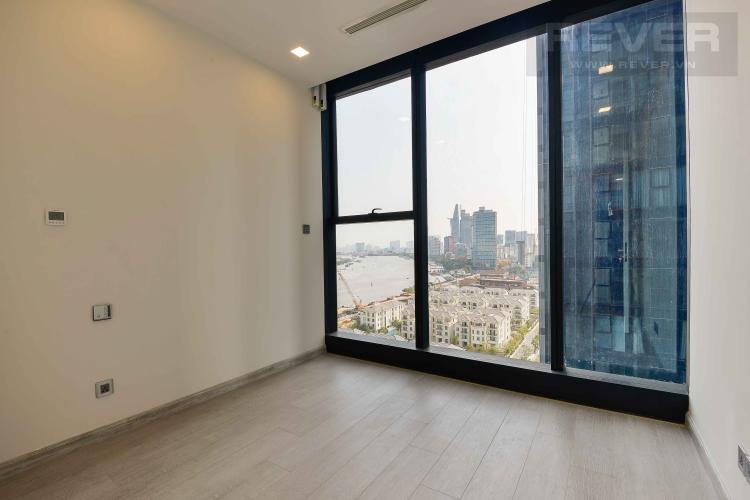 Phòng Ngủ 1 Bán căn hộ Vinhomes Golden River 74m2 2PN 2WC, nội thất cơ bản, view sông