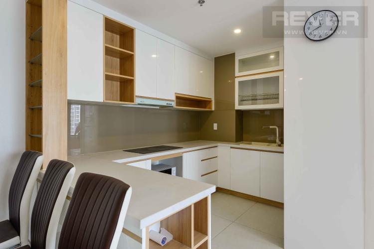 Bếp Cho thuê căn hộ New City Thủ Thiêm 2PN, tháp Babylon, đầy đủ nội thất, view hồ bơi