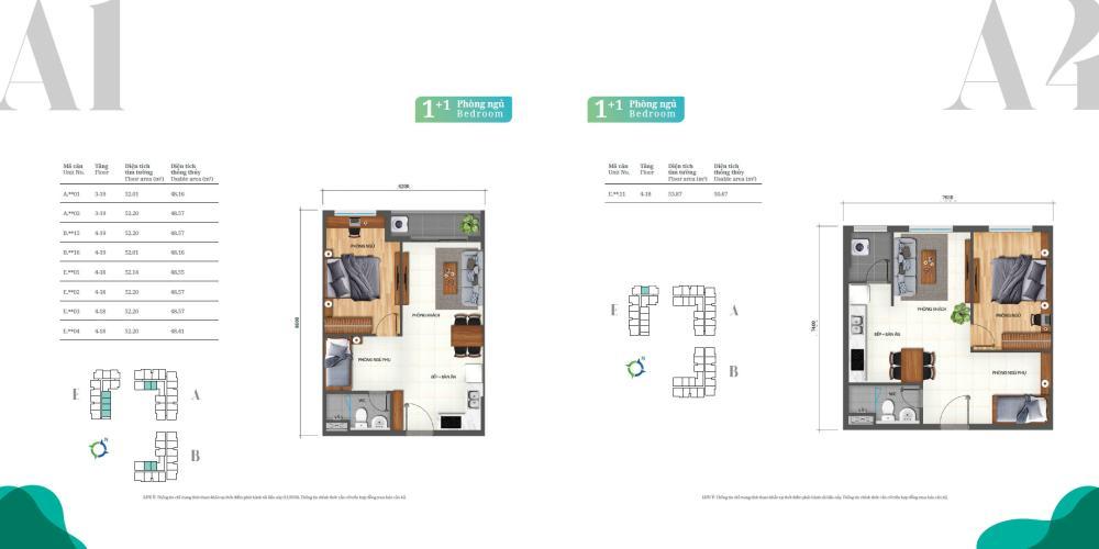 Căn hộ Lovera Vista tầng cao hướng cửa Đông Nam, nội thất cơ bản.