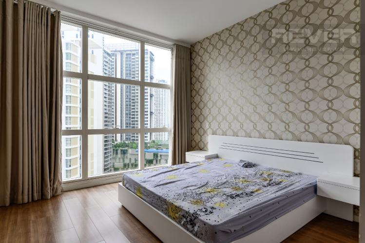 Phòng Ngủ 1 Cho thuê căn hộ The Estella Residence 3PN, tầng trung, đầy đủ nội thất, view hồ bơi và Landmark 81