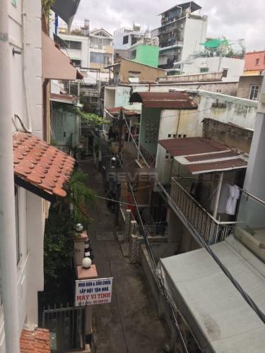 Lộ giới  nhà phố Phú Nhuận Nhà hẻm Phan Đình Phùng, Phú Nhuận hướng Đông, dọn vào ở ngay.