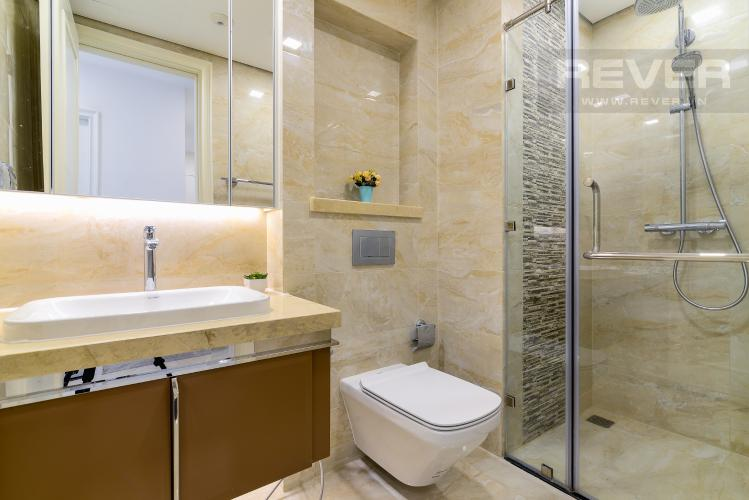 Phòng Tắm Căn hộ Vinhomes Golden River tầng cao, tháp The Aqua 1, 1PN, đầy đủ nội thất