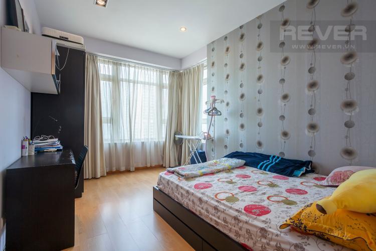 Phòng Ngủ 3 Căn hộ Saigon Pearl 3 phòng ngủ tầng cao Sapphire đầy đủ nội thất