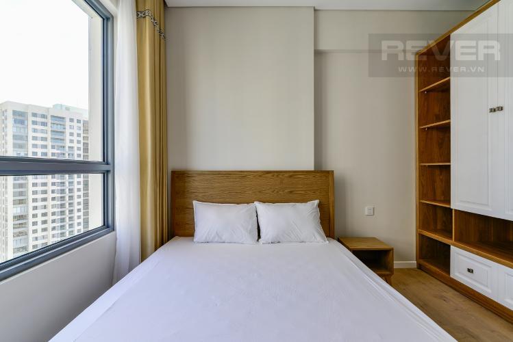 Phòng Ngủ 2 Bán căn hộ Đảo Kim Cương 2 phòng ngủ tầng trung tháp Bora Bora, đầy đủ nội thất, view sông và nội khu