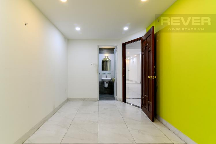 Phòng Ngủ Tầng Trệt Bán nhà phố KDC Khang An - Phú Hữu - Quận 9, 3 tầng, diện tích 149m2, sổ hồng chính chủ