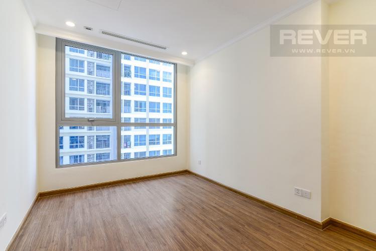 Phòng Ngủ 2 Officetel Vinhomes Central Park 2 phòng ngủ tầng cao L5 hướng Tây Nam