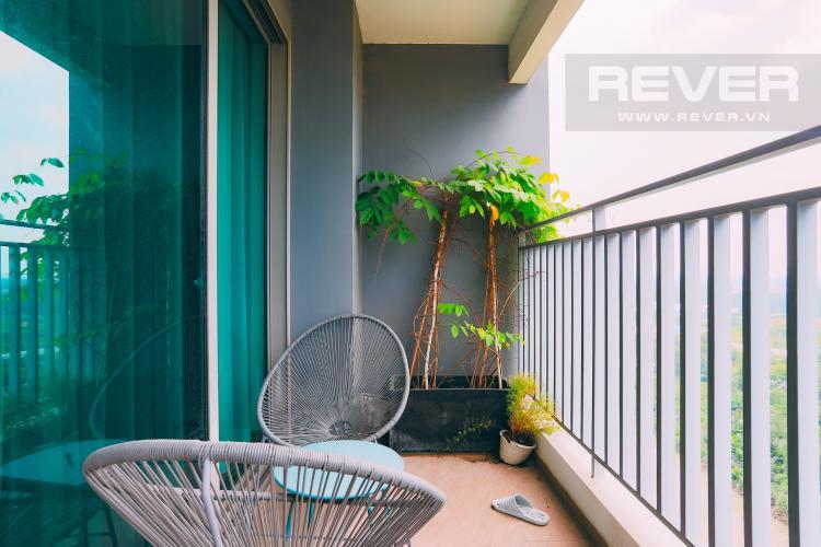 Ban Công Căn hộ Riviera Point 3PN nội thất đầy đủ, có thể dọn vào ở ngay
