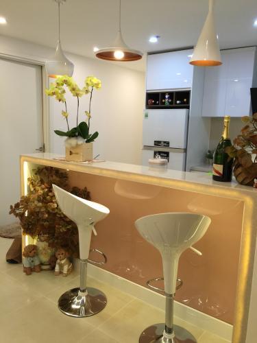 Bán căn hộ Masteri Thảo Điền đầy đủ nội thất sang trọng.