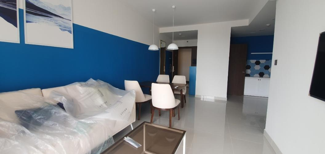 Cho thuê căn hộ Saigon Royal 2PN, diện tích 81m2, đầy đủ nội thất, view sông thoáng mát