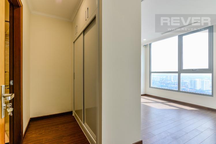 Phòng Ngủ 1 Căn hộ Vinhomes Central Park 4 phòng ngủ tầng cao L6 view sông