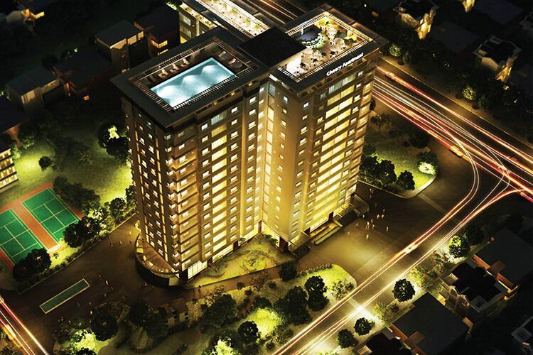 Cherry Apartment - Phoi-canh-cherry-apartment