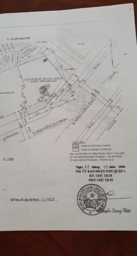 Căn hộ chung cư Trần Hưng Đạo Căn hộ chung cư Trần Hưng Đạo ban công hướng Đông Nam, view thành phố.