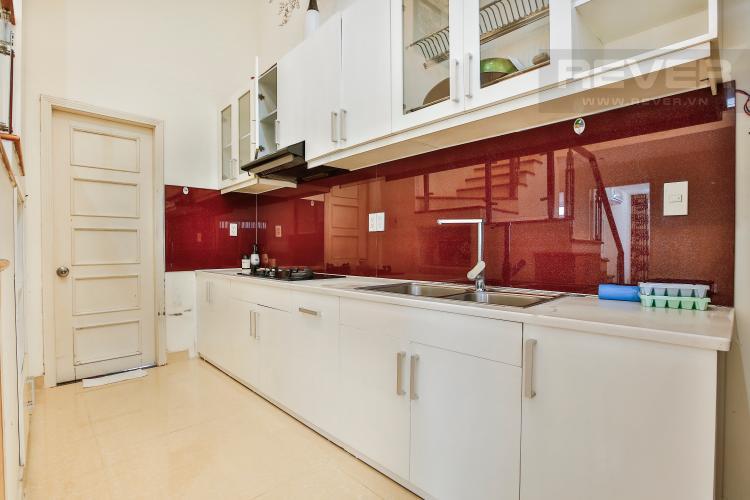 Bếp Lofthouse Phú Hoàng Anh thiết kế đẹp, đầy đủ tiện nghi