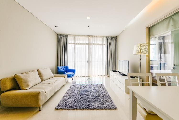 Căn hộ City Garden tầng trung, 1PN đầy đủ nội thất, có thể dọn vào ở ngay
