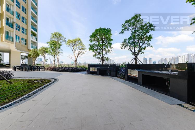 Công Viên Căn hộ Sadora Sala Đại Quang Minh 2PN đầy đủ nội thất, view hồ bơi và công viên