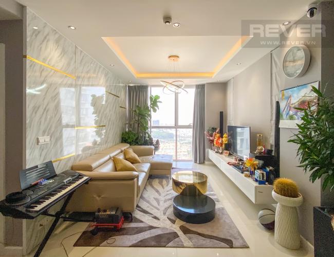 Bán căn hộ Sunrise City 2PN, diện tích 110m2, đầy đủ nội thất, sổ đỏ chính chủ