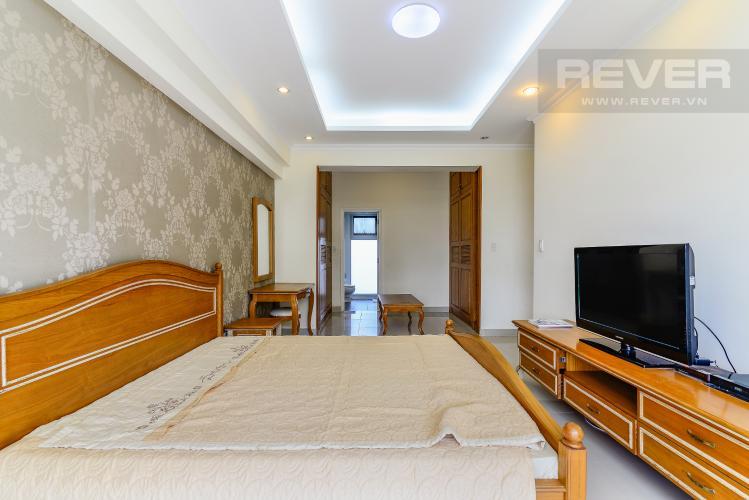 Phòng ngủ 1 Căn hộ Garden Court I 3 phòng ngủ tầng thấp đầy đủ nội thất