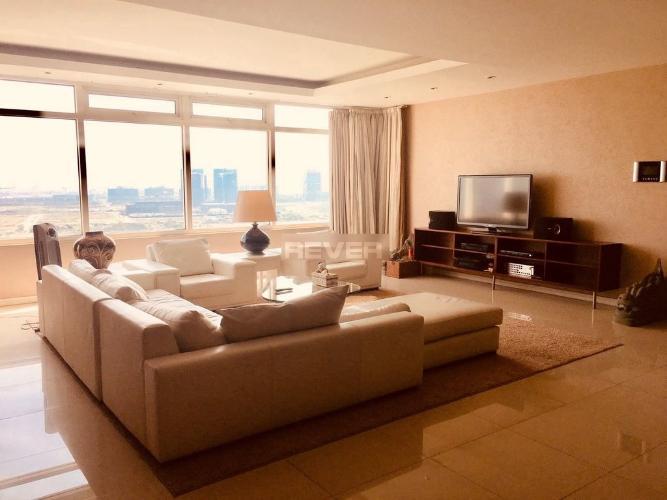 Cho thuê căn hộ 3 phòng ngue view sông dự án Saigon Pearl