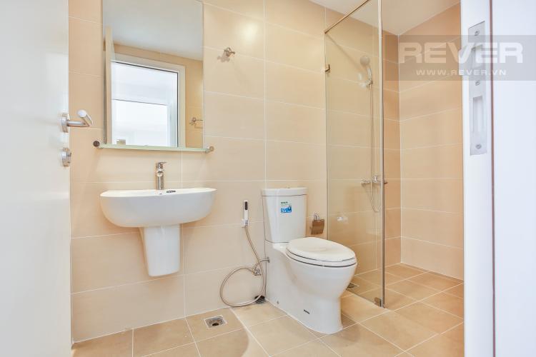 Toilet 2 Căn hộ Masteri Thảo Điền 2 phòng ngủ tầng thấp T5 nhà trống, chưa ở