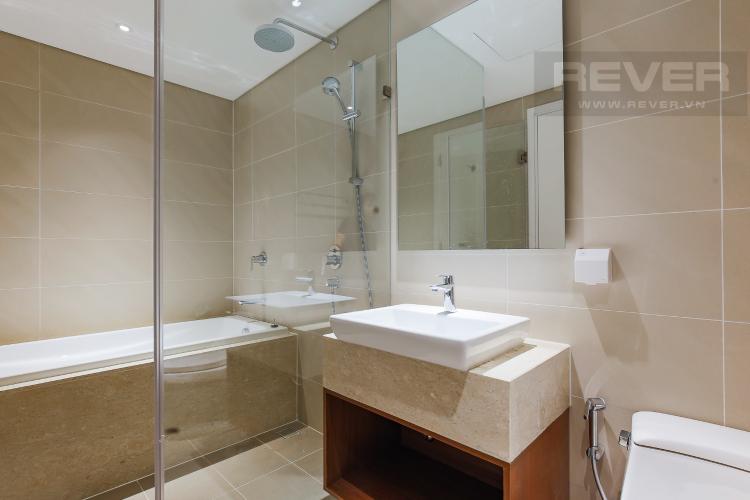 Phòng Tắm 1 Bán hoặc cho thuê căn hộ Diamond Island - Đảo Kim Cương 3PN tầng trung, tháp Bahamas, view hồ bơi