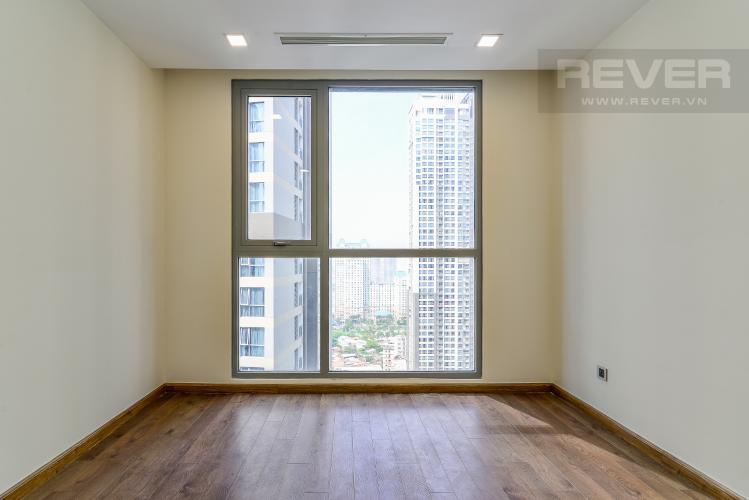 Phòng Ngủ 1 Căn hộ Vinhomes Central Park tầng cao view sông 2PN