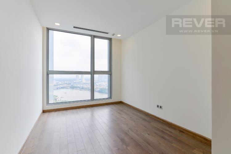 Phòng Ngủ 1 Căn góc Vinhomes Central Park 4 phòng ngủ tầng cao P1 view sông