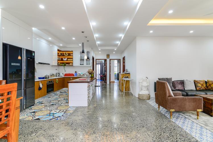 Penthouse Chung cư Bộ Công An 3 phòng ngủ tầng cao nội thất đầy đủ