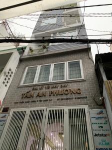 Bán nhà hẻm Trần Khắc Chân, phường Tân Định, Quận 1. Diện tích đất 30.28m2, sổ hồng chính chủ