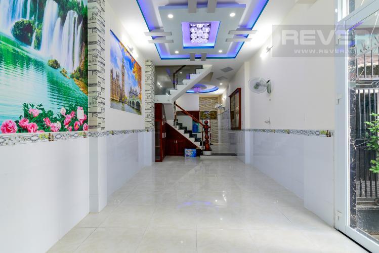 Phòng Khách Bán nhà phố đường nội bộ Bùi Quang Là, 2 tầng 4PN, nội thất cơ bản, diện tích sử dụng 150m2