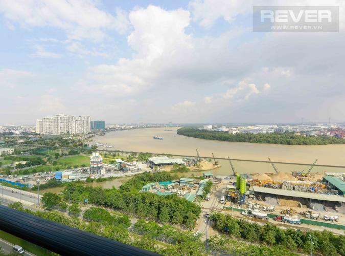 View Bán căn hộ New City Thủ Thiêm 2PN, tháp Bali, hướng Đông Nam, view sông thoáng mát