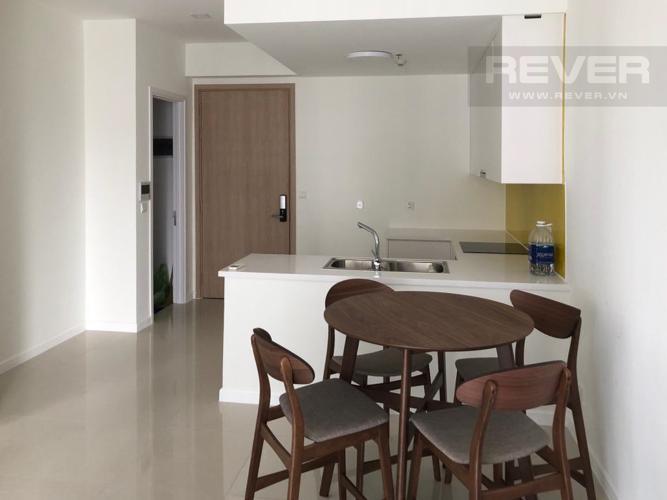 Phòng Ăn Cho thuê căn hộ Estella Heights 1PN, tầng trung, diện tích 59m2, đầy đủ nội thất