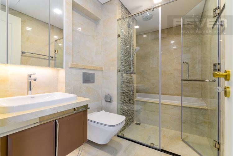 Phòng Tắm 2 Bán căn hộ Vinhomes Golden River 3PN, tầng trung, tháp The Luxury 6, view sông Sài Gòn